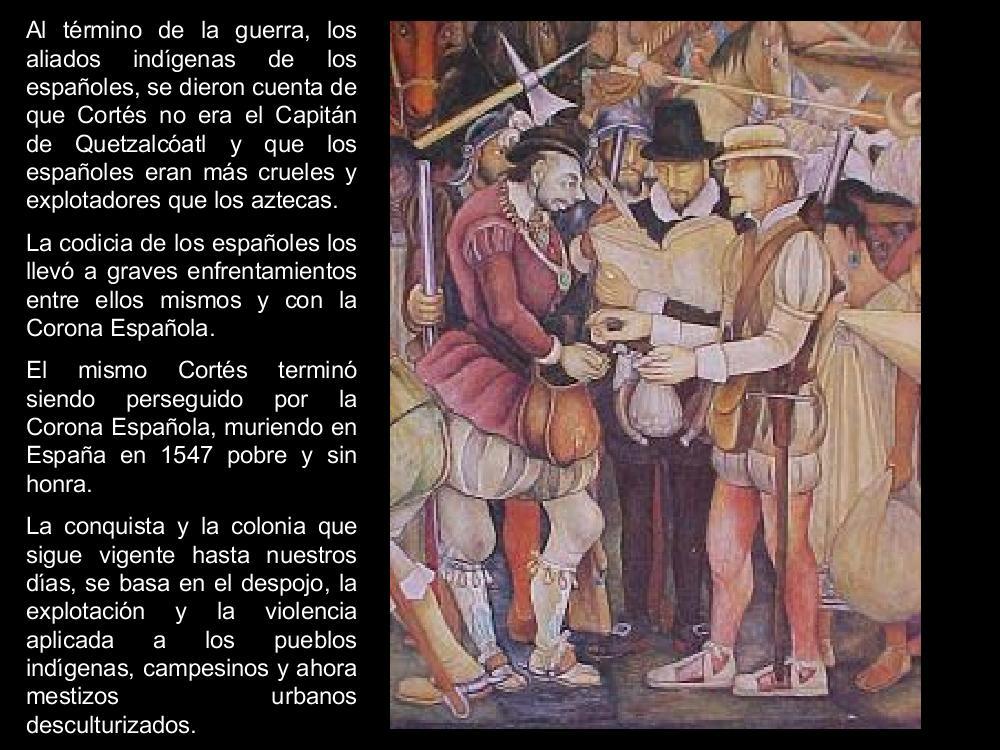 La historia de mexico a traves de sus murales