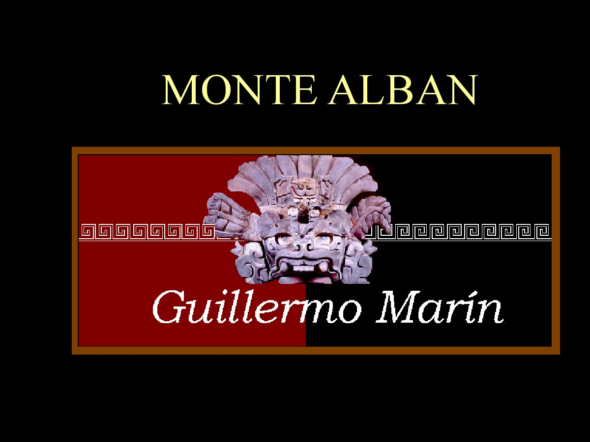 MonteAlban