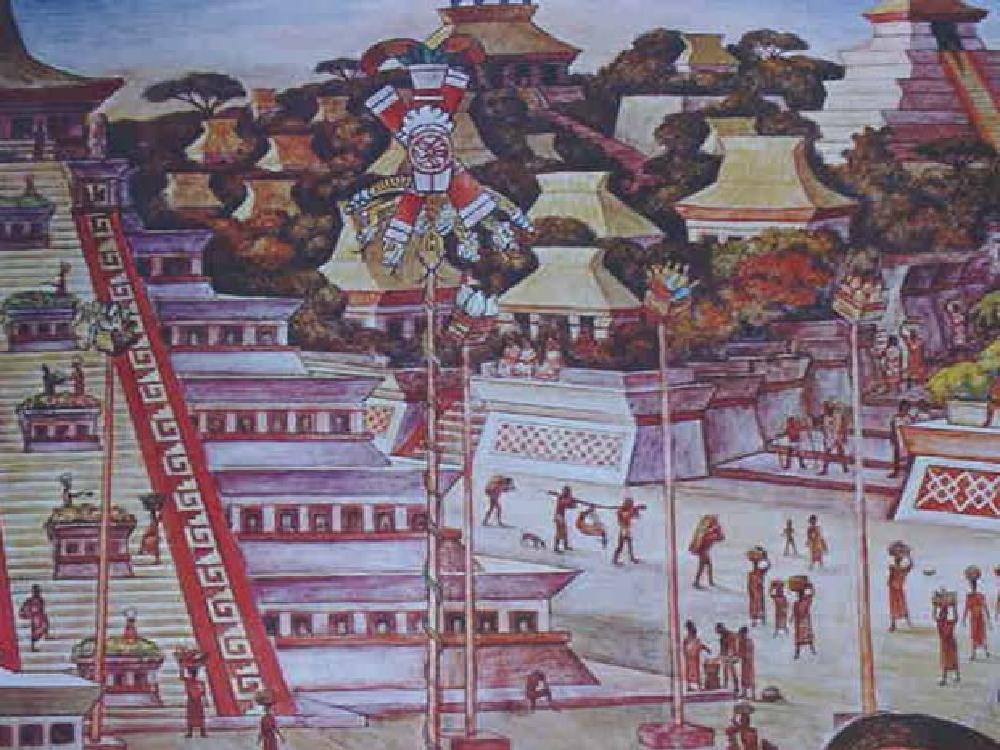 Murales del Palacio Nacional